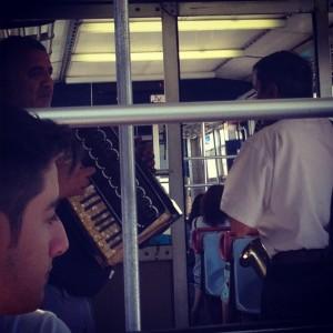 roma musicians train